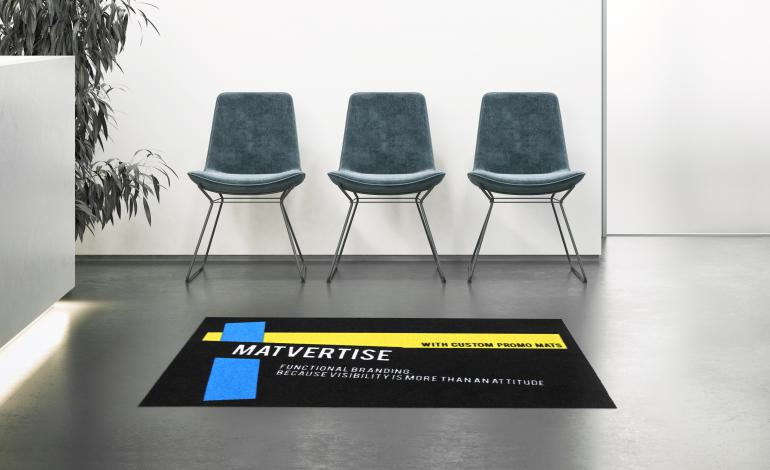 Matvertise - personalized mats